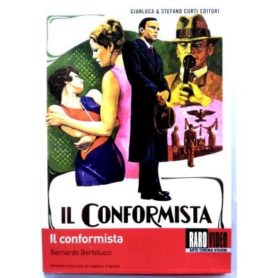 Dvd Il Conformista - Versione Restaurata Rarovideo di Bernardo Bertolucci Usato