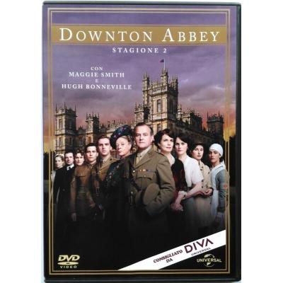 Dvd Downton Abbey - Stagione 2 cofanetto 4 dischi Usato