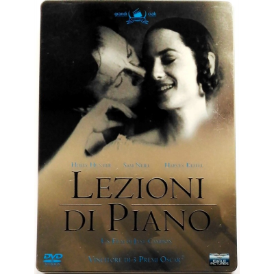 dvd Lezioni di piano - ed. Steelbook