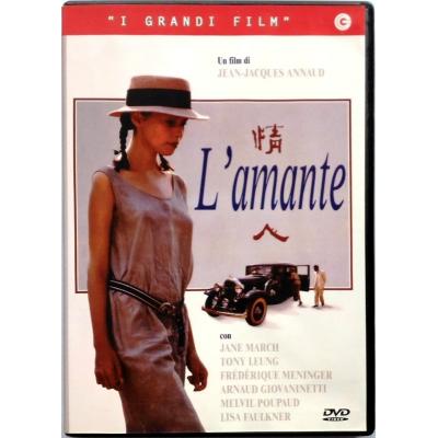 Dvd L'Amante di Jean-Jacques Annaud 1992 Usato editoriale