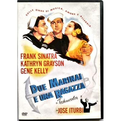 Dvd Due marinai e una ragazza con Frank Sinatra 1945 Usato