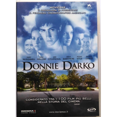 Dvd Donnie Darko di Richard Kelly 2001 Usato