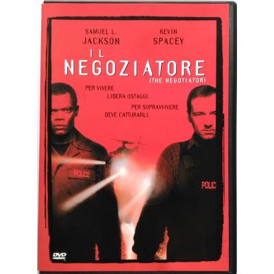 Dvd Il Negoziatore con Samuel L Jackson e Kevin Spacey Usato