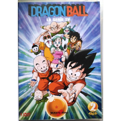 Dvd Dragon Ball - La Serie TV - Box 02 (cofanetto 5 dischi) Yamato video Usato