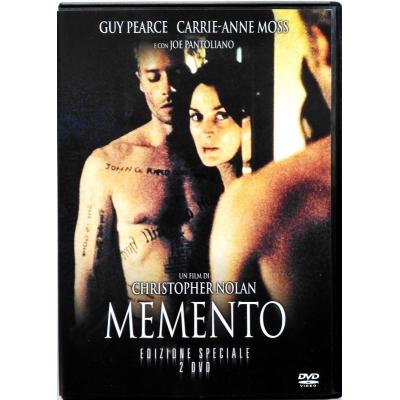 Dvd Memento - Edizione Speciale 2 dischi di Christopher Nolan 2000