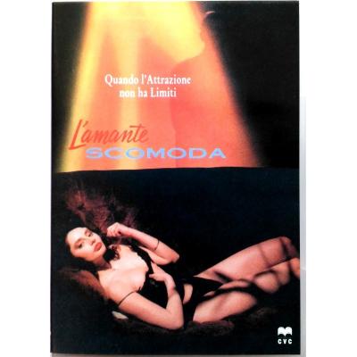 Dvd L'Amante scomoda di Luigi Russo 1990 Usato