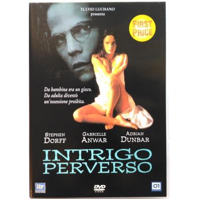 Dvd Intrigo perverso di Patrick Dewolf 1995 Usato