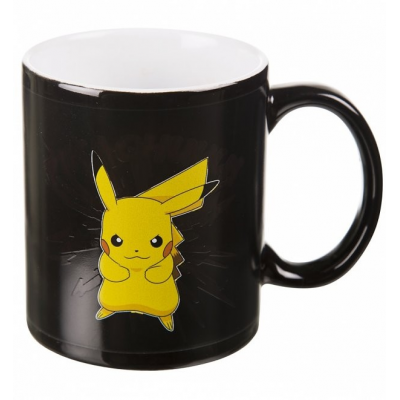 Tazza in ceramica Pokemon Heat Change Mug Pikachu GB Eye