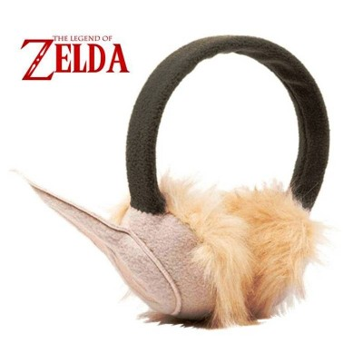 Cuffia Copri-Orecchie The Legend of Zelda Elf Earmuffs Bioworld