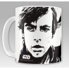 Tazza Star Wars Skywalker family Black & White Mug ufficiale SD Toys