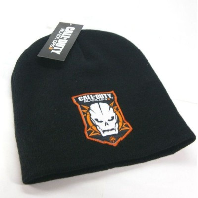 Berretta Call of Duty Black Ops III Skull Logo Patch Beanie