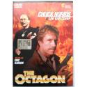 Dvd The Octagon con Chuck Norris 1980 Usato