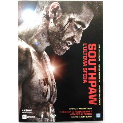 Dvd Southpaw - L'ultima sfida di Antoine Fuqua 2015 Usato