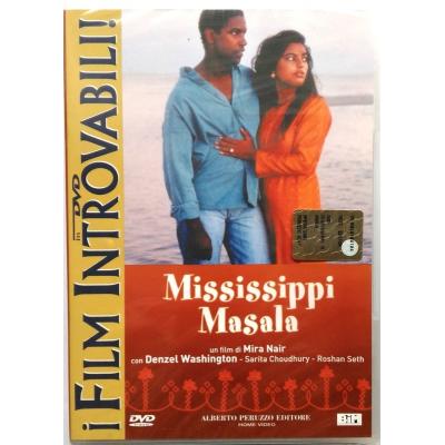 Dvd Mississippi Masala di Mira Nair con Denzel Washington 1991 Usato