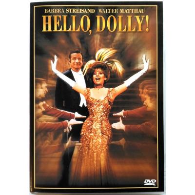 Dvd Hello, Dolly! con Barbra Streisand e Walter Matthau 1969 Usato