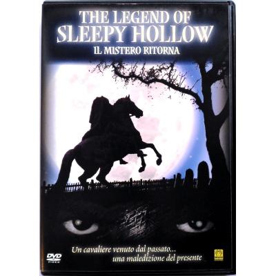 Dvd The Legend of Sleepy Hollow - Il mistero ritotna 1999 Usato