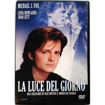 Dvd La luce del giorno con Michael J. Fox 1987 Usato