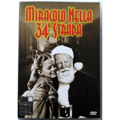 Dvd Miracolo nella 34a Strada di George Seaton 1947 Usato