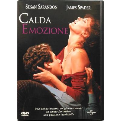Dvd Calda emozione con Susan Sarandon 1990 Usato