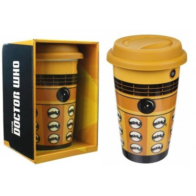 Tazza da viaggio in ceramica Doctor Who Dalek Travel Mug 15 cm Pyramid