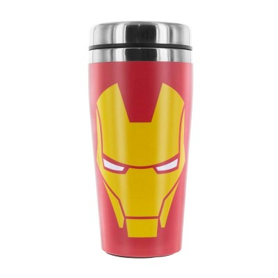 Tazza da viaggio Thermos Iron Man Marvel Travel Mug 19 cm