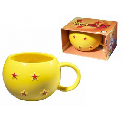 Tazza Dragonball Z 3D Ball Mug 8 cm by Paladone