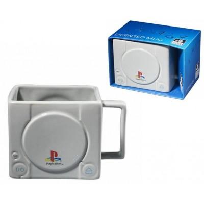 Tazza PlayStation PS One console 3D Mug 8 cm by GB Eye