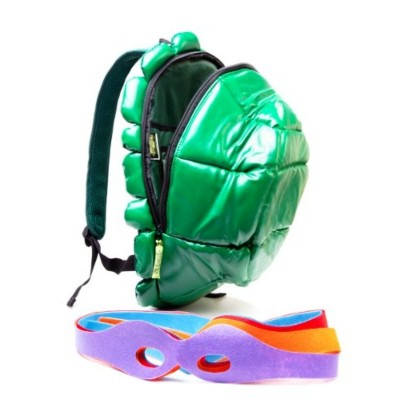 Zaino Teenage Mutant Tartarughe Ninja Turtles Backpack Bioworld