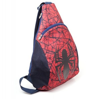 Zaino Ultimate Spider-Man Logo Sling Backpack Marvel Bioworld