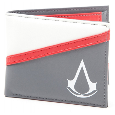 Portafoglio Assassin's Creed - Bifold Wallet debossed Crest Bioworld