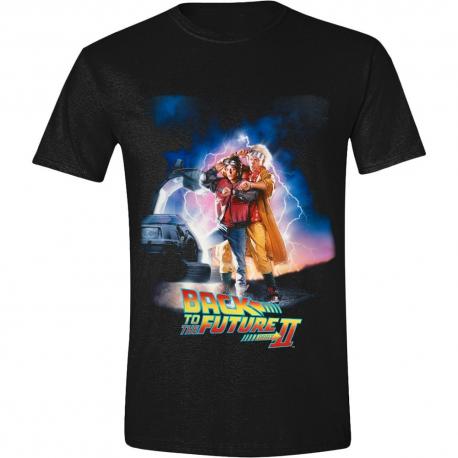 T-shirt Back to the Future Part II Cover Ritorno al futuro maglia Uomo ufficiale