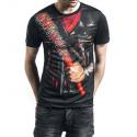 T-shirt The Walking Dead Negan Costume maglia Uomo ufficiale