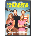 Dvd Come ti spaccio la famiglia con Jennifer Aniston 2013 Usato