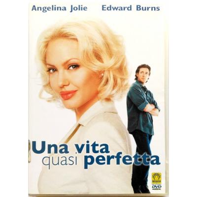 Dvd Una vita quasi perfetta con Angelina Jolie 2002 Usato