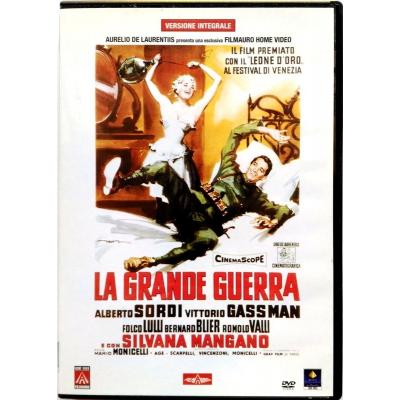 Dvd La Grande Guerra - Edizione Speciale 2 dischi di Mario Monicelli 1959 Usato