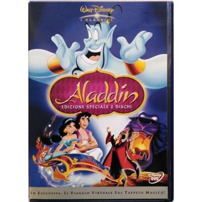 Dvd Aladdin - ed. Speciale 2 dischi Classici Disney Usato