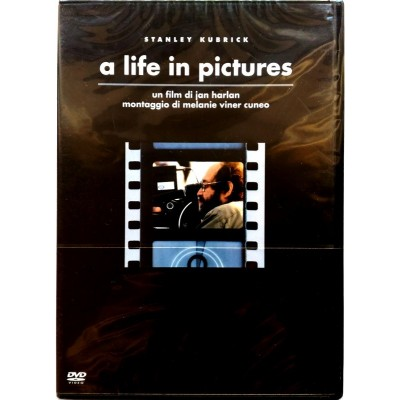 Dvd Stanley Kubrick - A Life in Pictures di Jan Harlan 2001 Nuovo