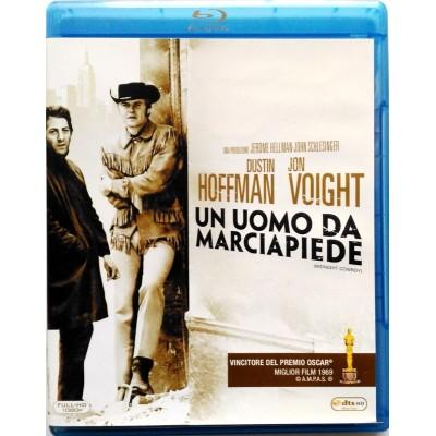 Blu-Ray Un Uomo da marciapiede con Dustin Hoffman e Jon Voight 1969 Usato