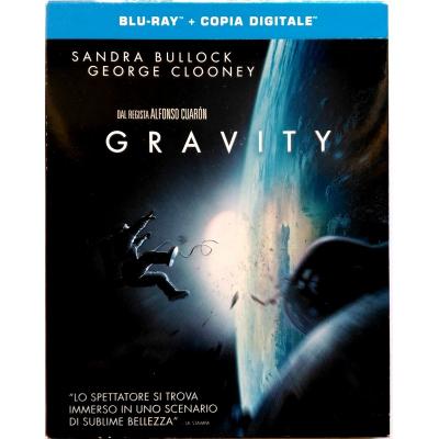 Blu-Ray Gravity - ed. Slipcase di Alfonso Cuarón 2013 Usato