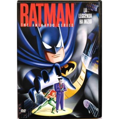 Dvd Batman - The animated series - La leggenda ha inizio - Volume 01