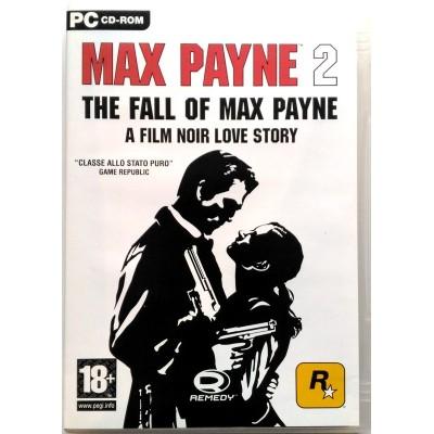 Gioco Max Payne 2: The Fall of Max Payne - ed. Ita Rockstar Usato