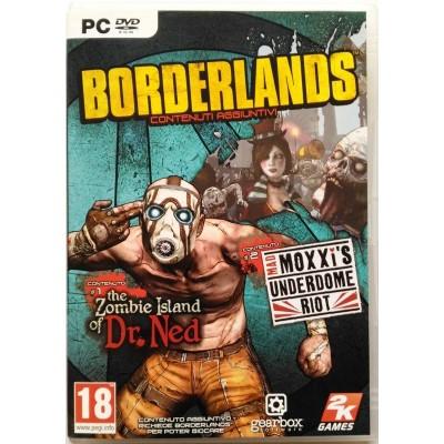 Gioco PC Borderlands - contenuti aggiuntivi ed. Ita 2K games Usato