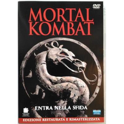 Dvd Mortal Kombat - Ed. restaurata e rimasterizzata 1995 Usato