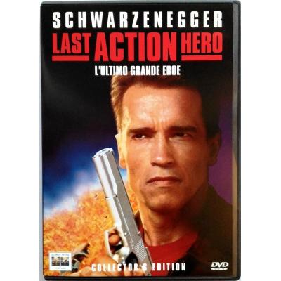 Dvd Last Action Hero di John McTiernan 1993 Usato