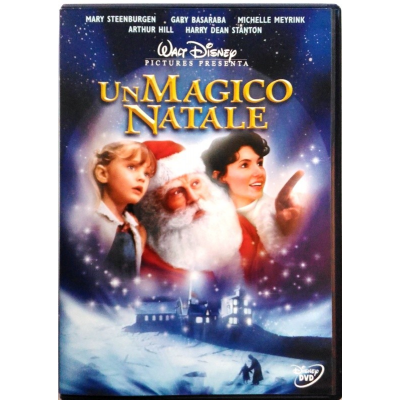 Dvd Un magico Natale di Phillip Borsos 1985 Usato