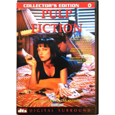 Dvd Pulp fiction - Collector's edition 2 dischi