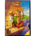 Dvd Robin Hood - ed. Classici Disney con Ologramma tondo 1973 Usato