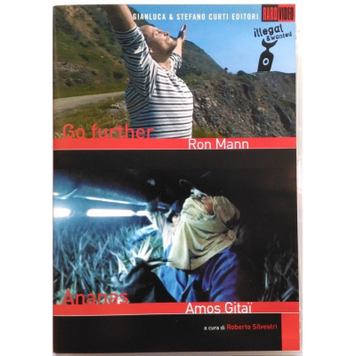 Dvd Go Further + Ananas (con booklet) Usato