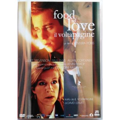 Dvd Food Of Love - Il voltapagine - ed. Dolmen 2003 Usato