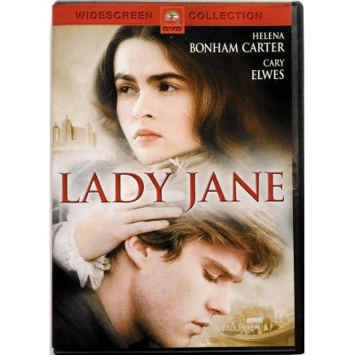 Dvd Lady Jane con Helena Bonham Carter 1985 Usato